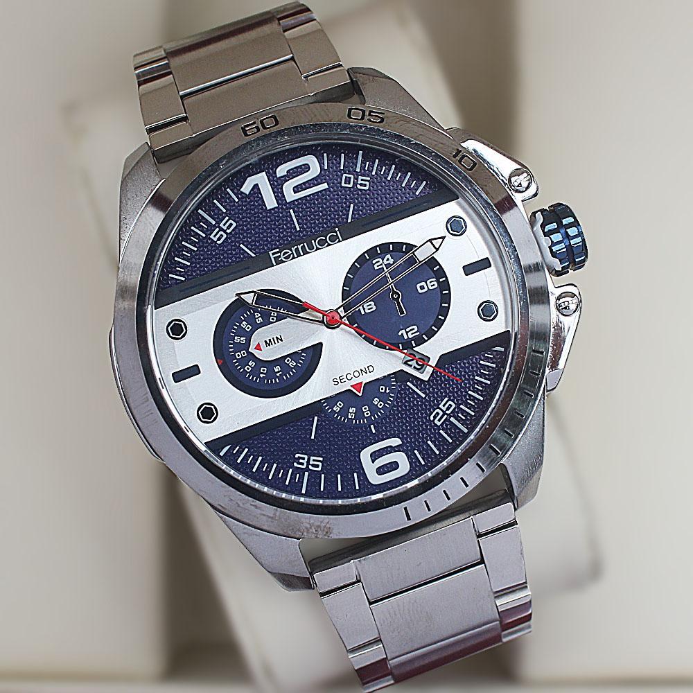 Ferrucci-Jupiter-Stainless-Steel-Fashion-Watch