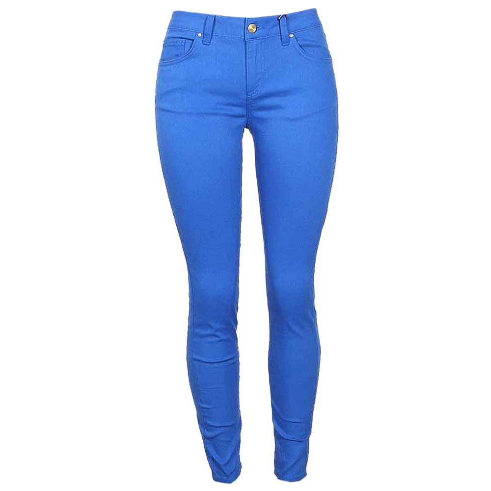 M & S Blue Ladies Chinos -W31-L38
