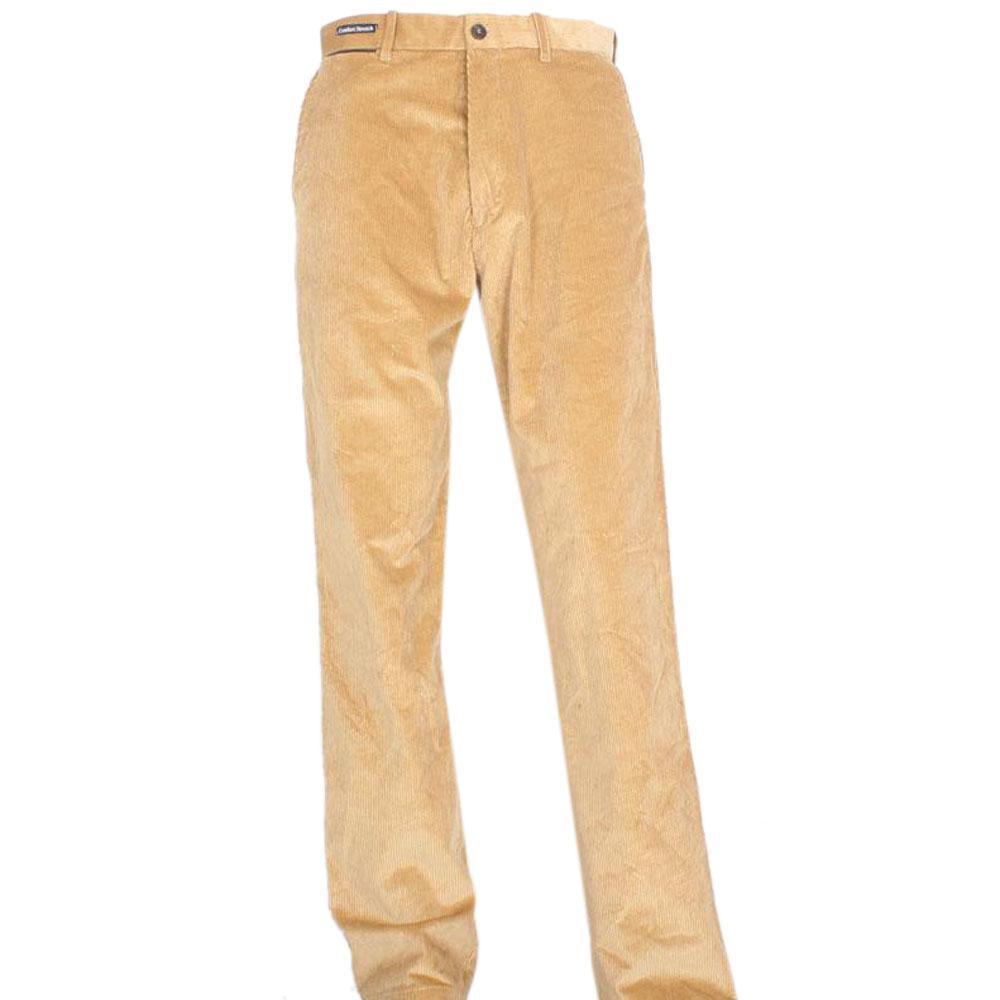 Brown Men's Corduroy Trouser W32,L33