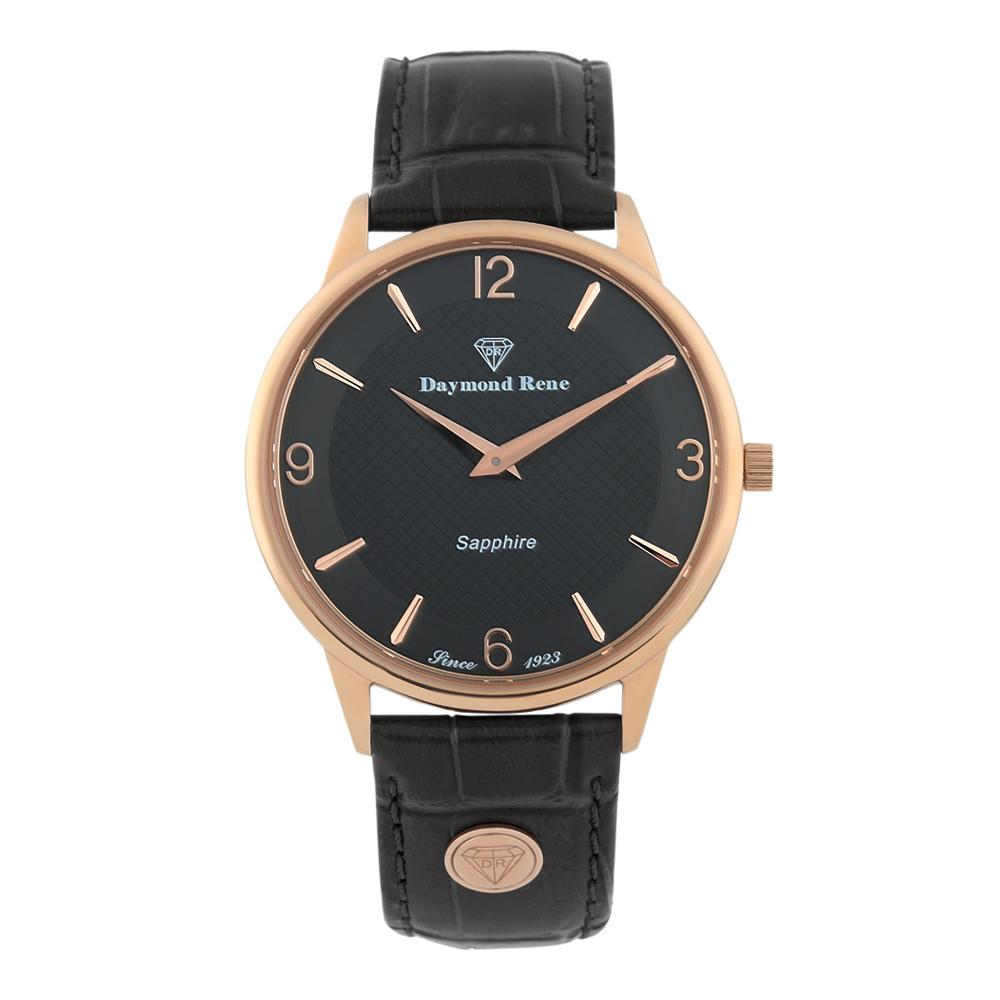 DR Rose Gold Classic Watch