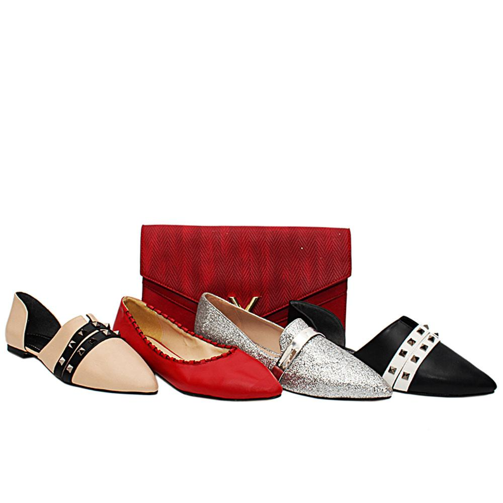 Size 39 Valeria Shoe and Bag Bundle