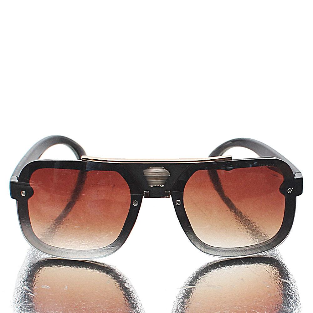 Black Berik Brown Lens Sunglasses