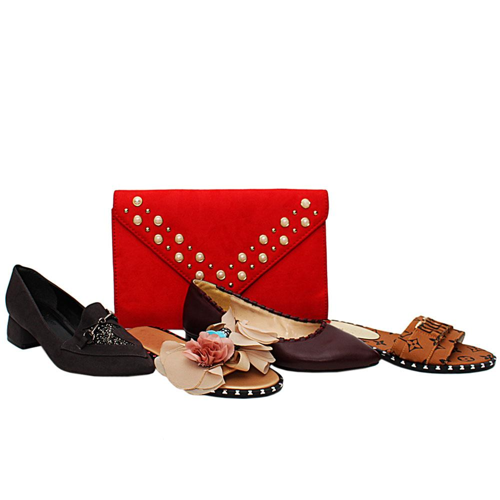 Size 36 Malia Shoe and Bag Bundle