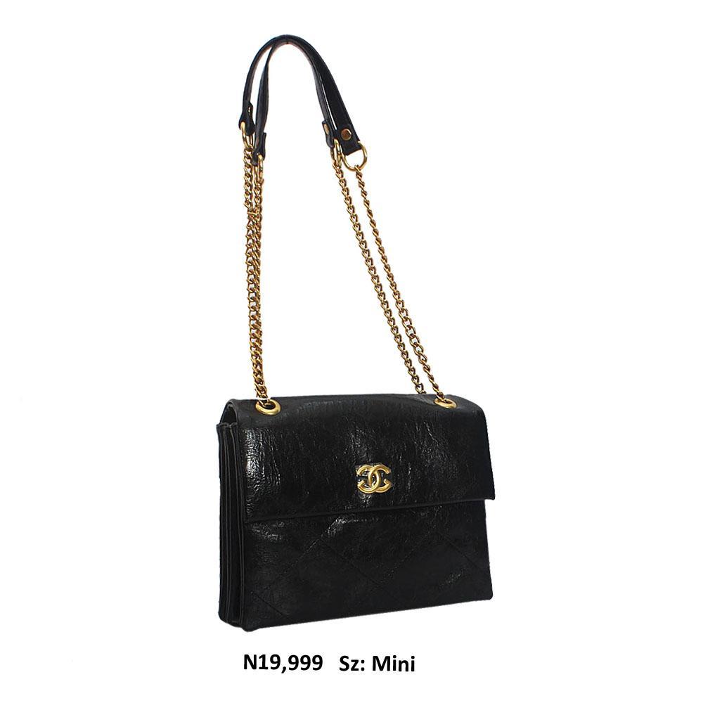 Black-Penelope-Small-Shoulder-Threaded-Style-Soft-Leather-Handbag