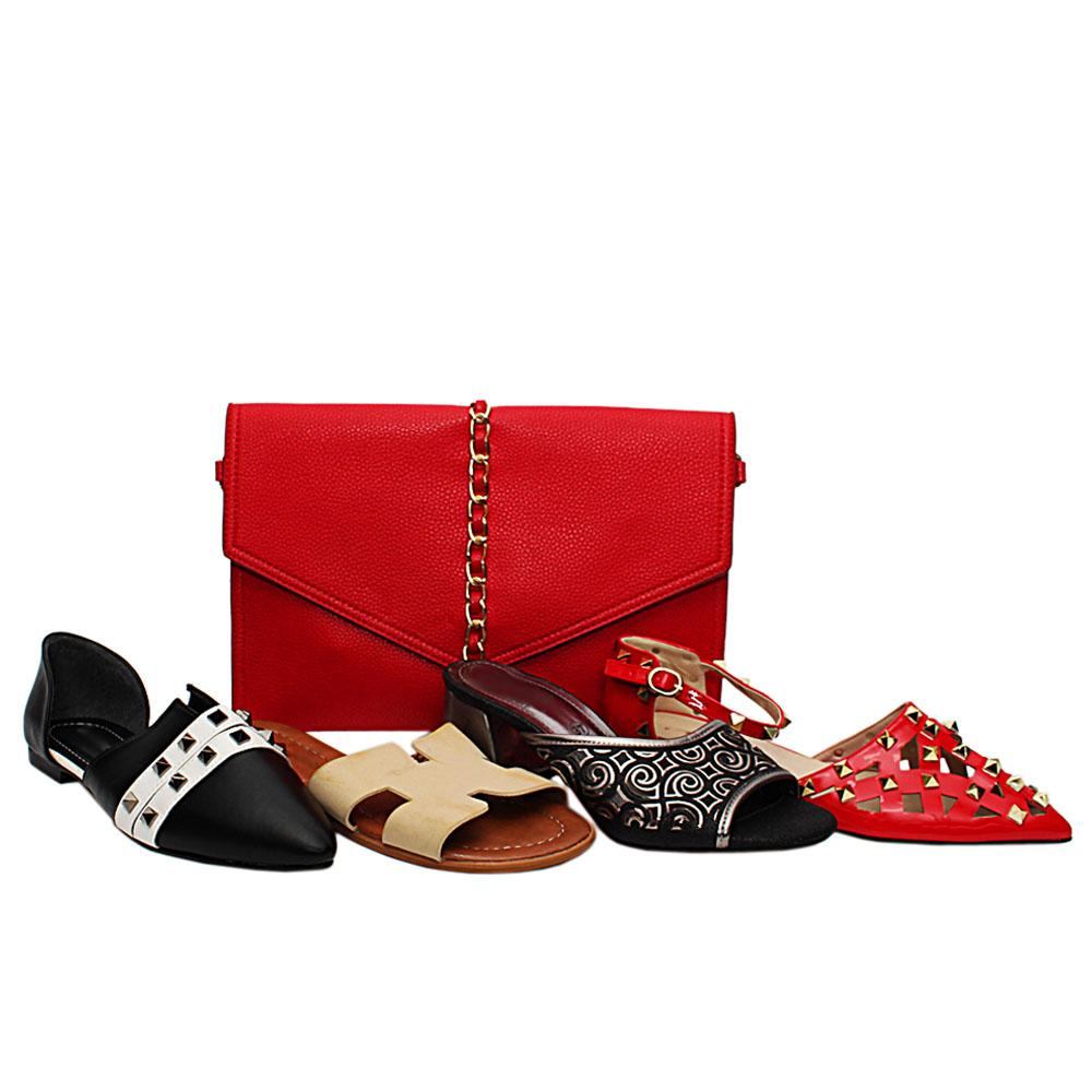 Size 37 Antonella Shoe and Bag Bundle