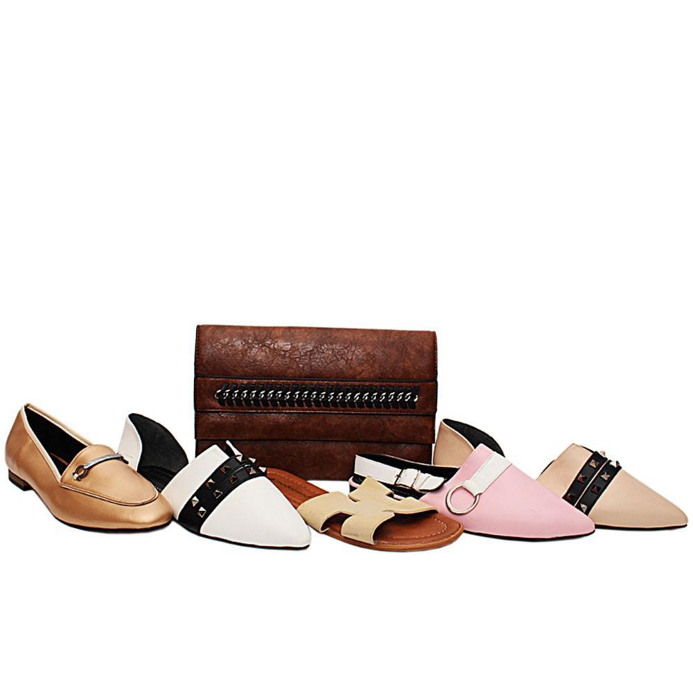 Size 40 Zamira Shoe and Bag Bundle