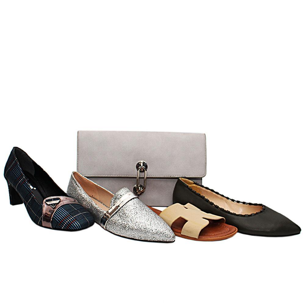 Size 39 Anita Kara Shoe and Bag Bundle