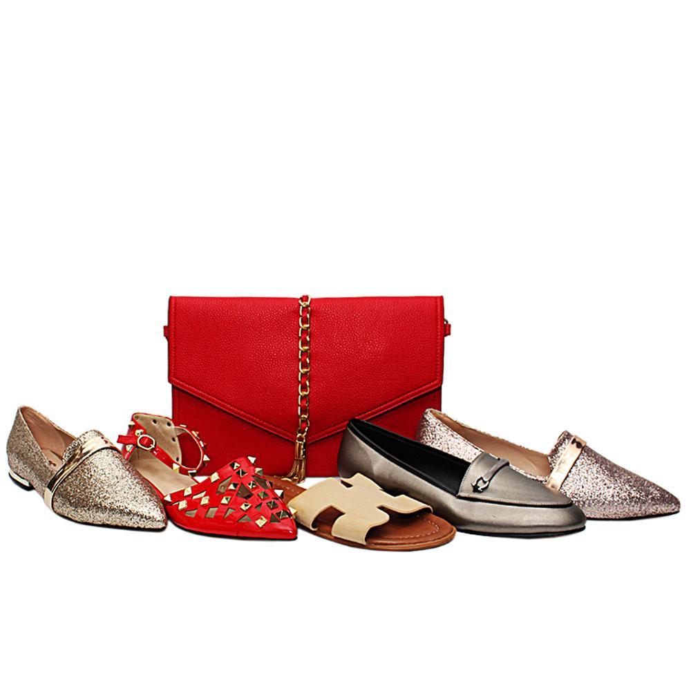 Size 38 Evelyn Shoe and Bag Bundle