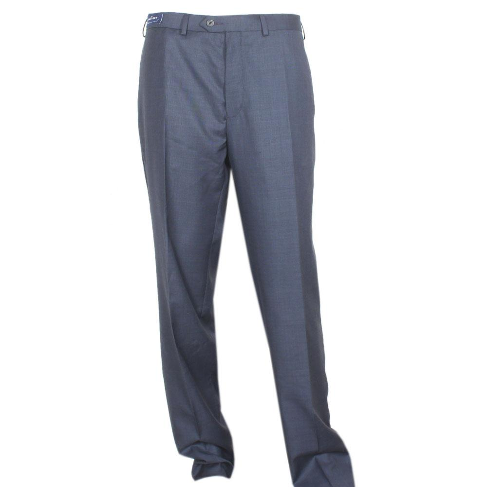 Blue Men Pant Trouser Sz W40 L33