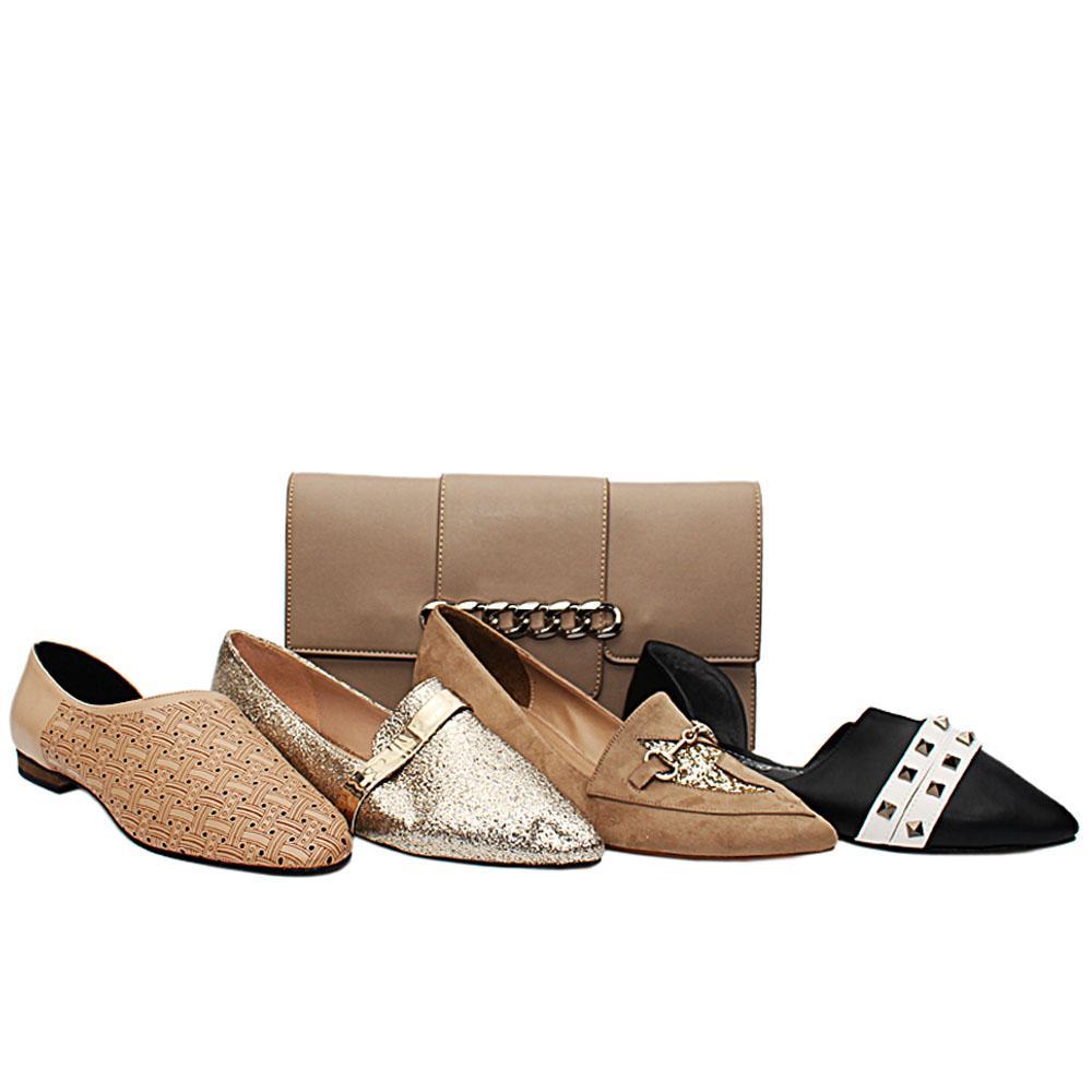 Size 38 Clara Shoe and Bag Bundle