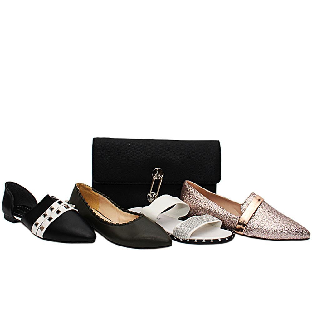 Size 39 Jacqueline Shoe and Bag Bundle