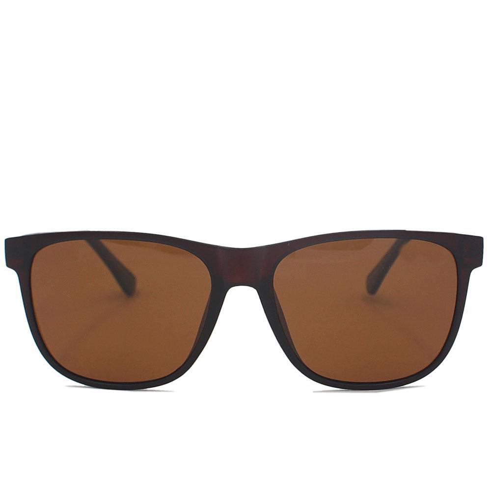 Brown Wayfarer Sunglasses