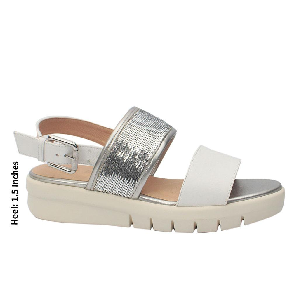 White-Shimmering-Leather-Sandals