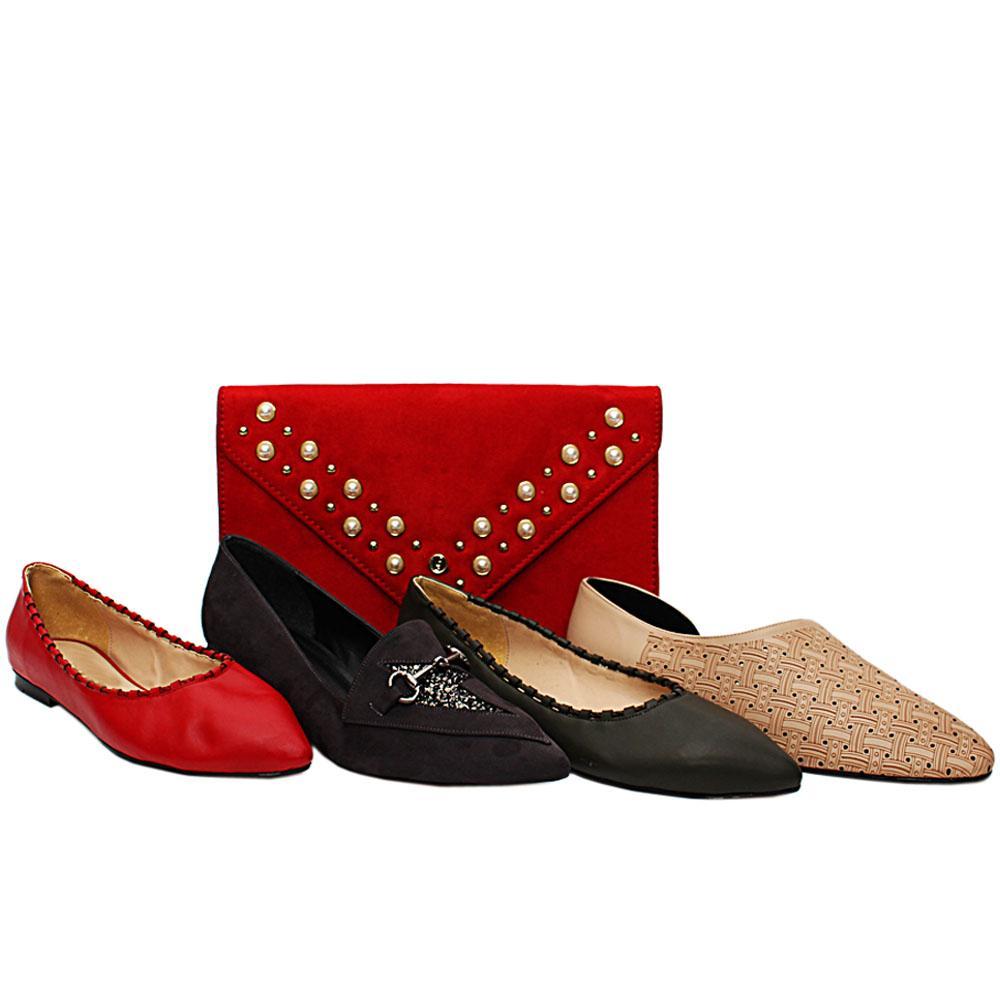 Size 38 Benita Shoe and Bag Bundle