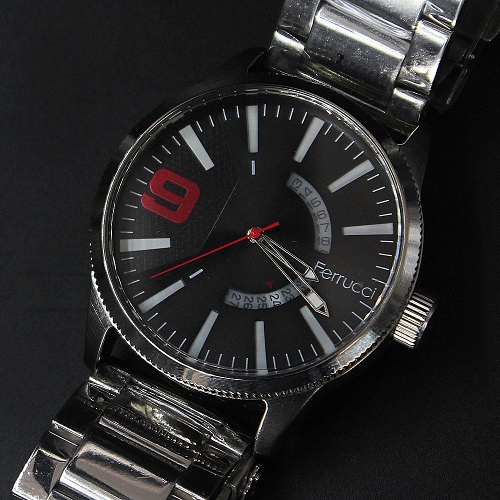 Stainless Steel Fashion Watch