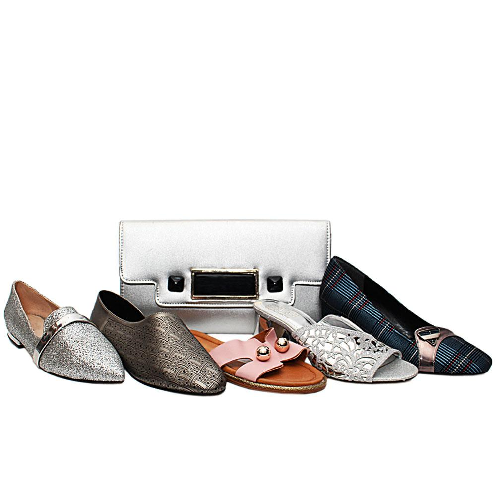 Size 37 Natalie Shoe and Bag Bundle