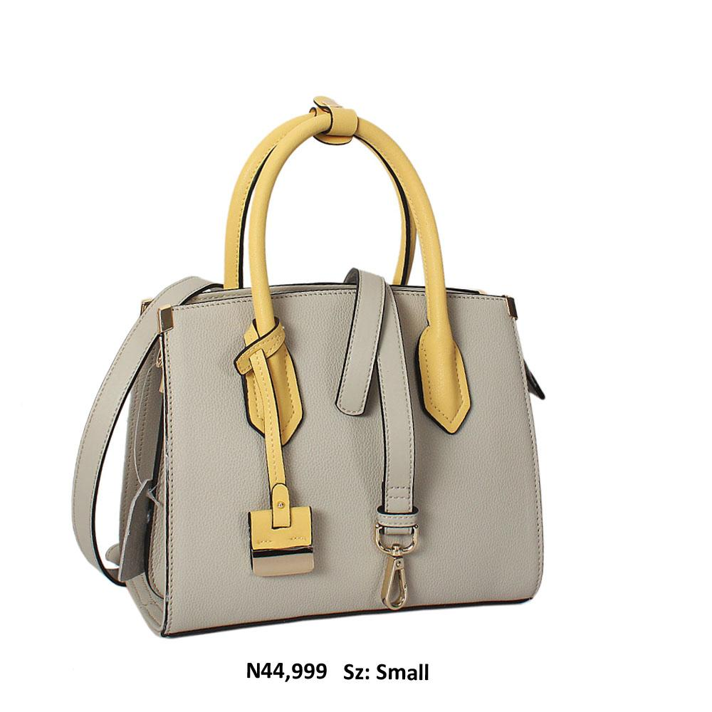 Nicole-Gray-Yellow-Cowhide-Leather-Mini-Tote-Handbag