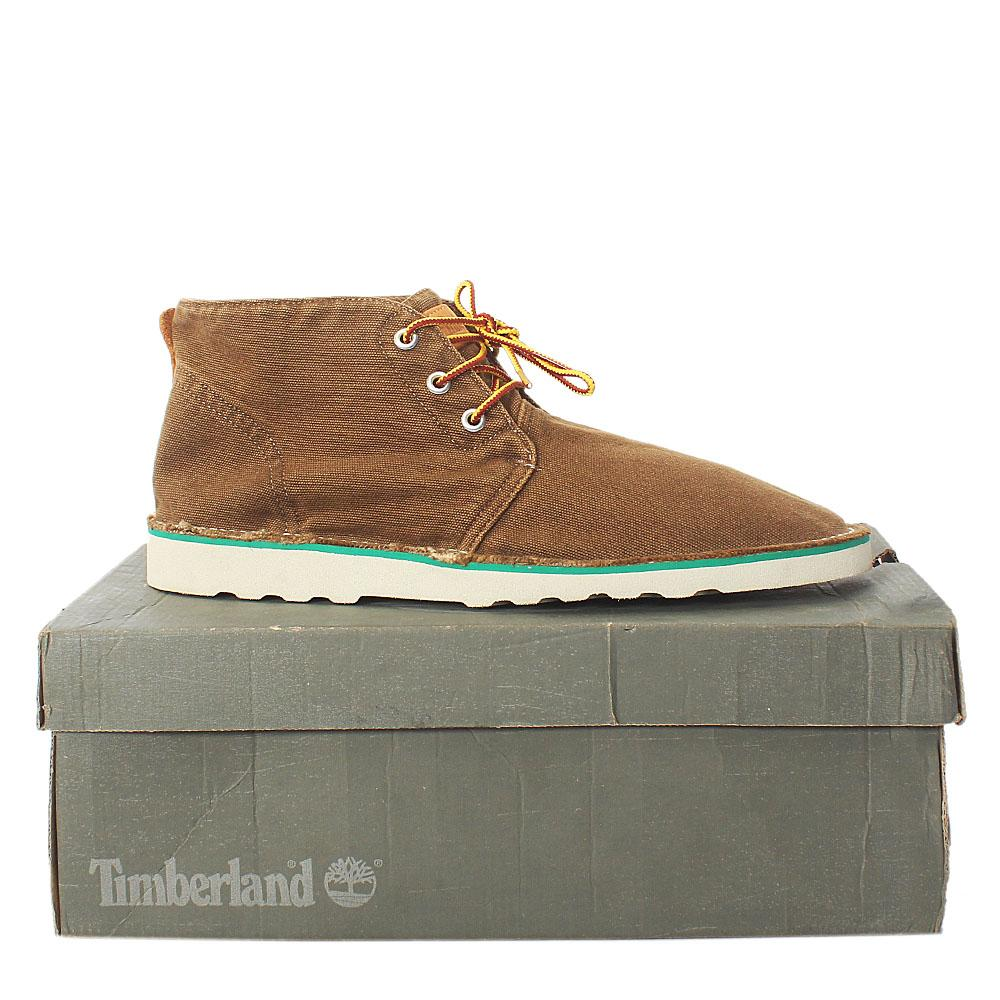 Khaki Fabric Men Sneaker