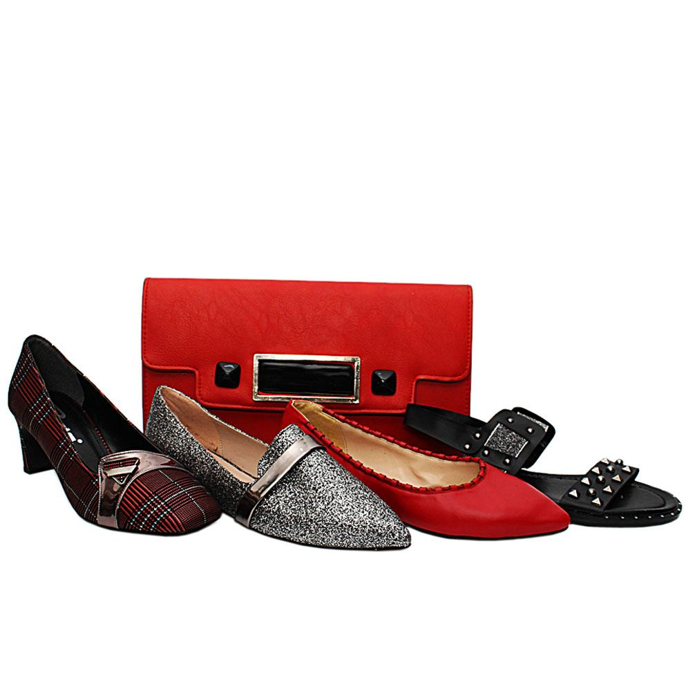 Size 37 Anna Shoe and Bag Bundle