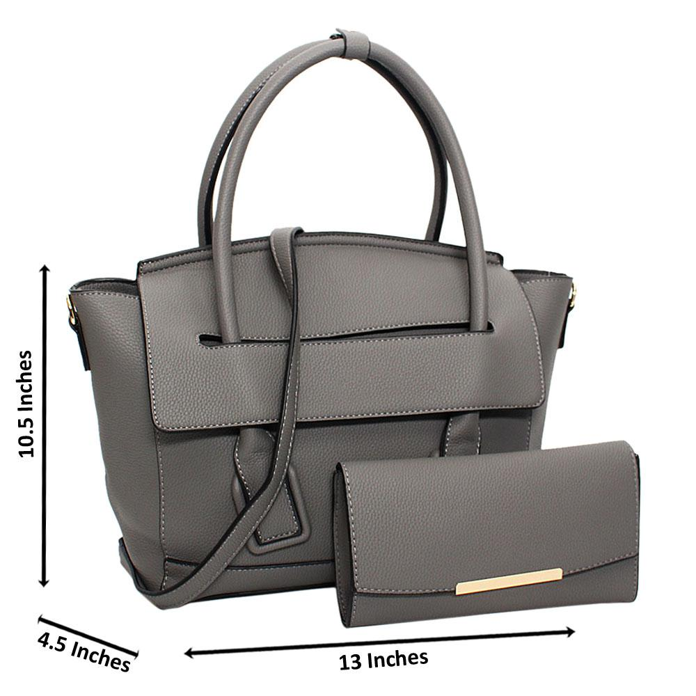 Gray-Eliena-Leather-Medium-Tote-Handbag