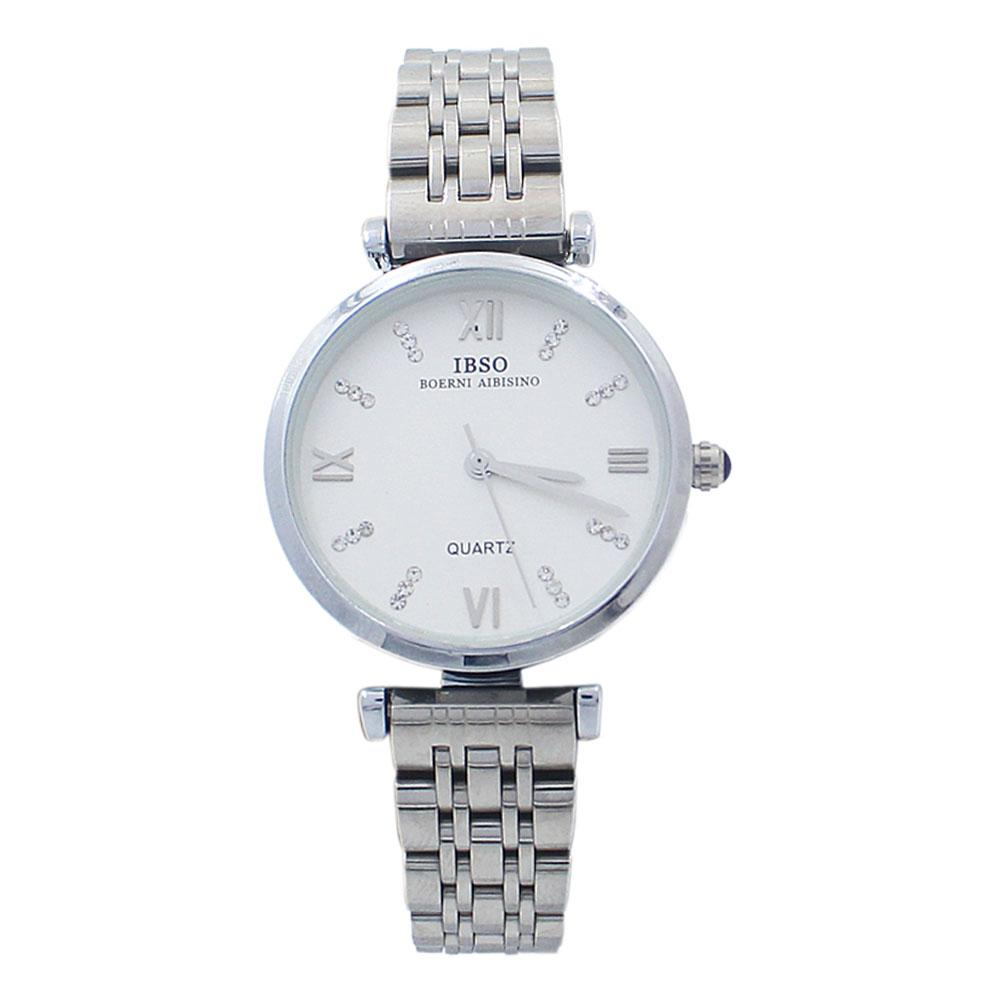 Silver Stainless Steel Ladies Watch