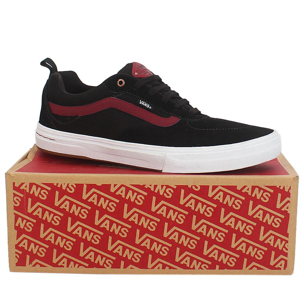 Vans Black Kyle Walker Pro B Sneakers