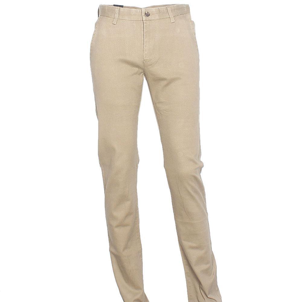 Ralph Lauren Brown Tailored Fit Men Chinos