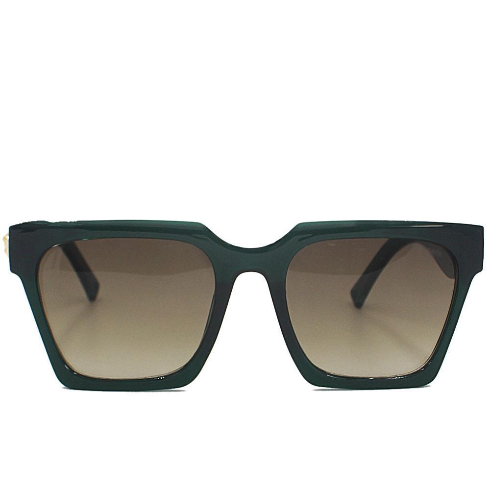 Green Straight FWoSunglasses