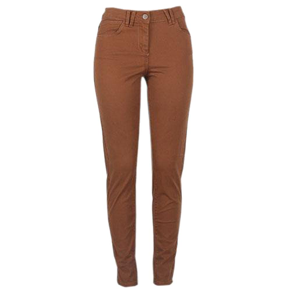 Brown Ladies JeggingTrouser-Uk 12