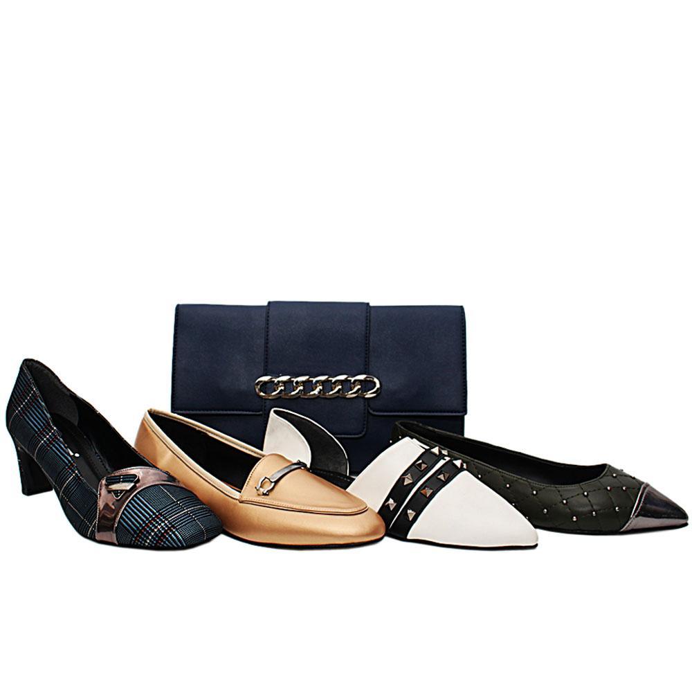 Size 39 Samara Shoe and Bag Bundle