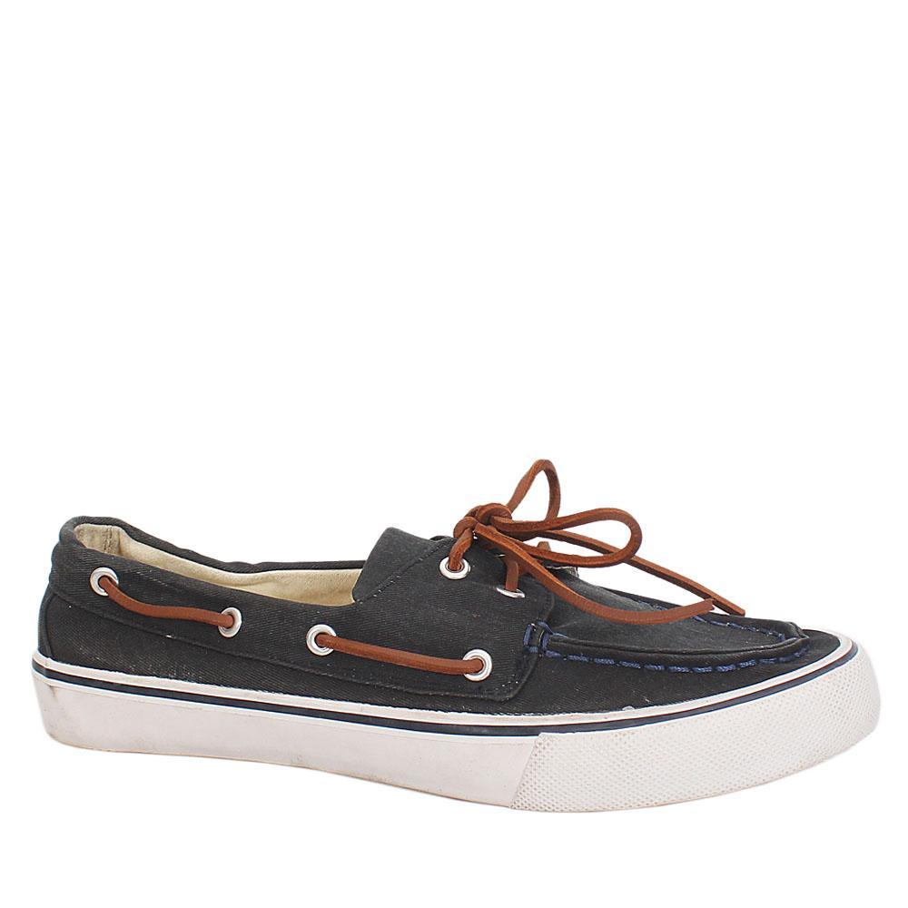 Blue Denim Men Sneakers