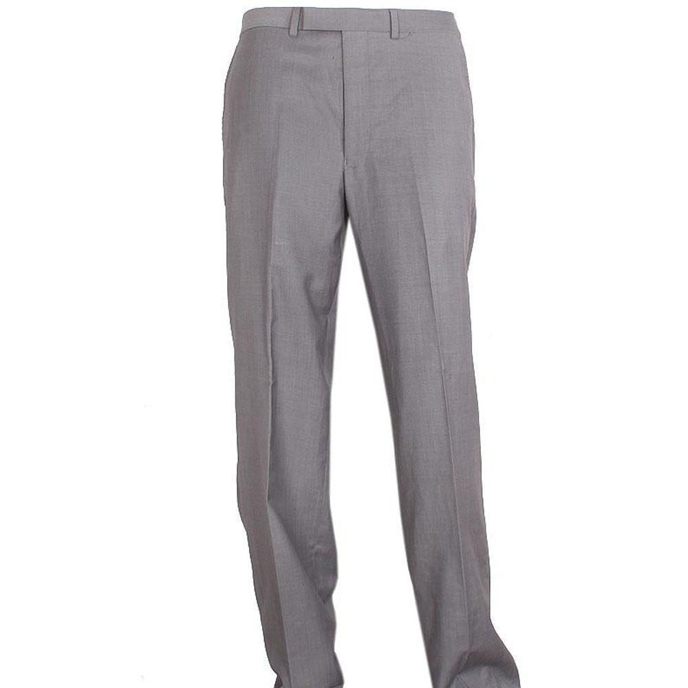 M & S by St Michael Gray Men's Office Trouser Sz 30
