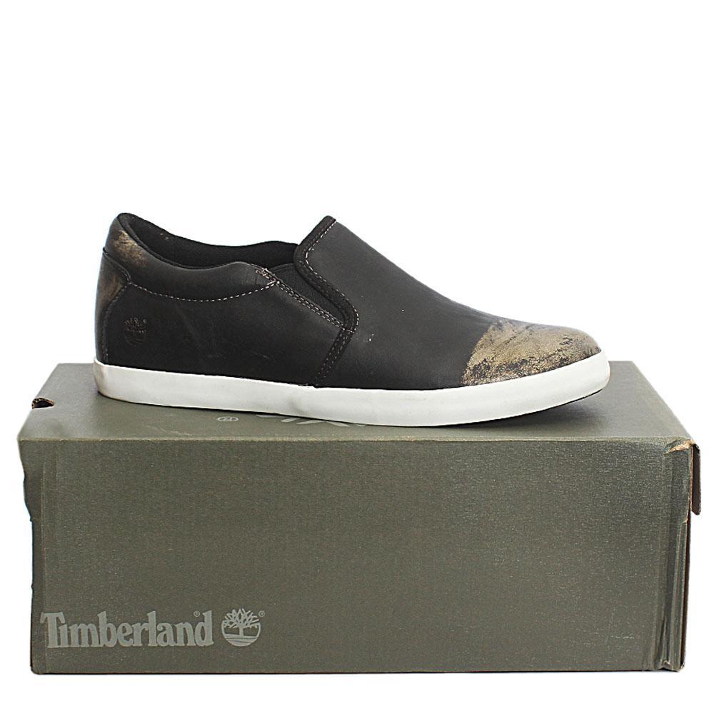Timberland Black White Men Sneakers Sz 42