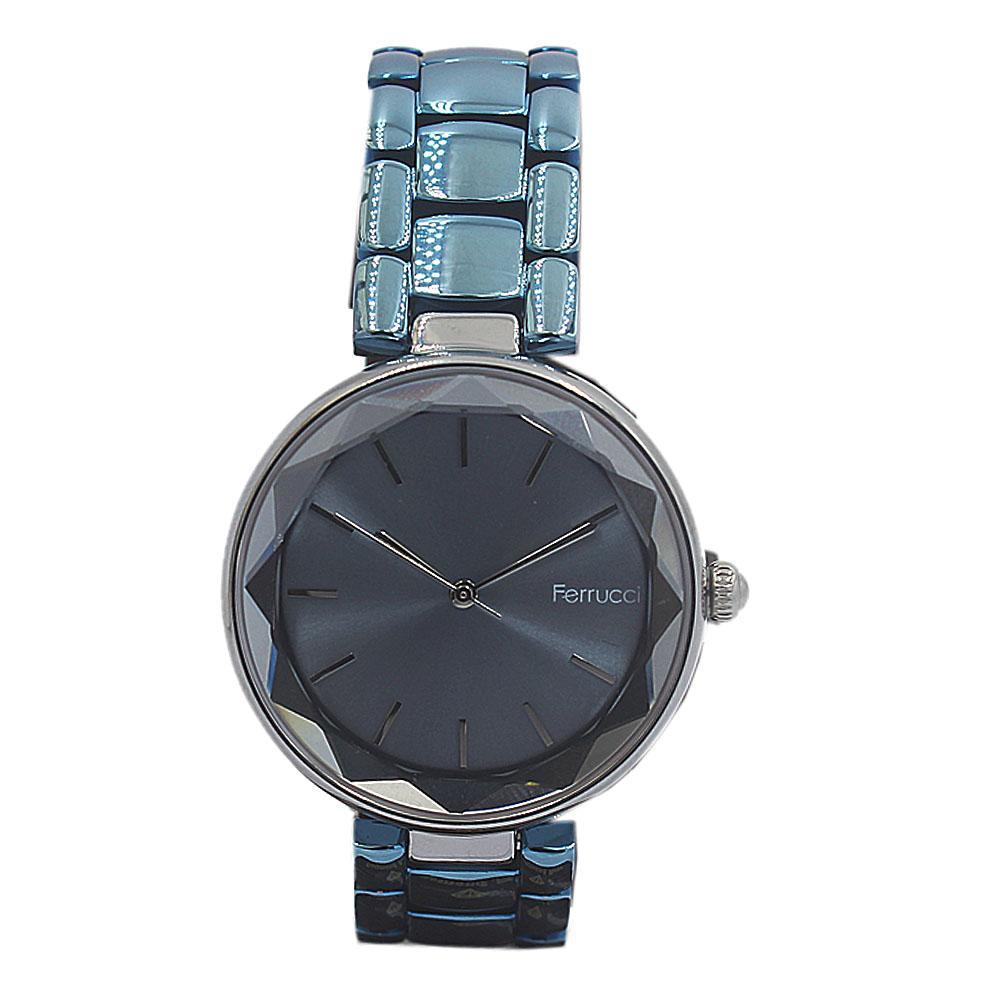 Ferrucci Diane Blue Fashion Ladies Watch