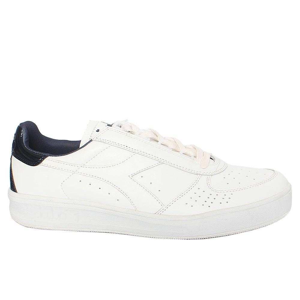 White Elite Leather Breathable Sneakers