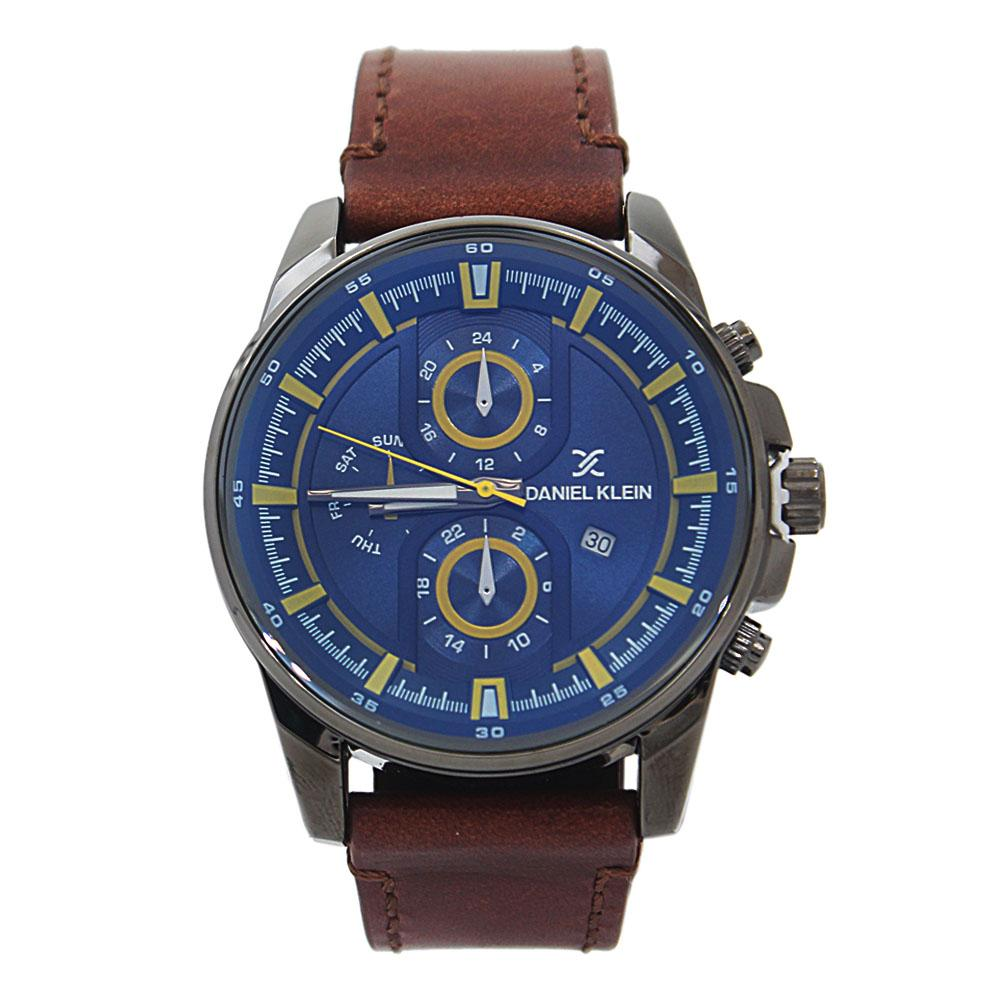 MileBrown Leather Pilot SeriesWatch