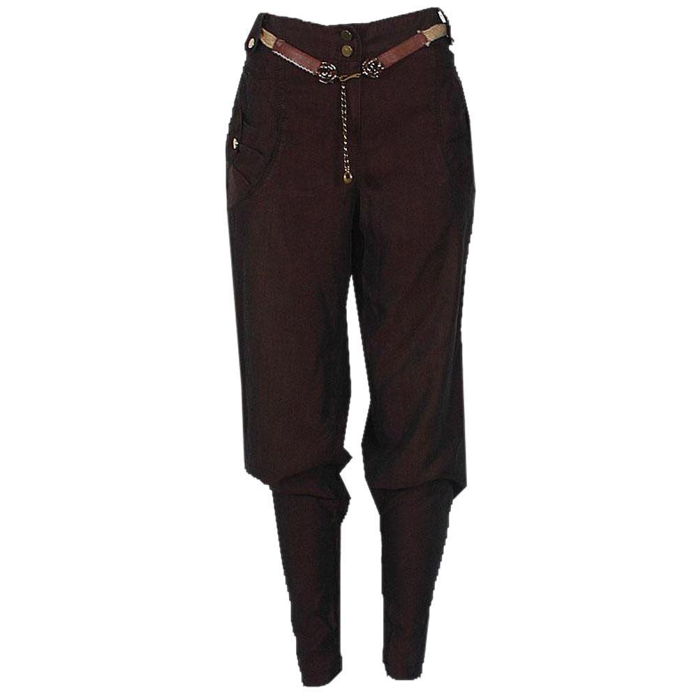 Ladybird Coffee Ladies Pant Trouser-m