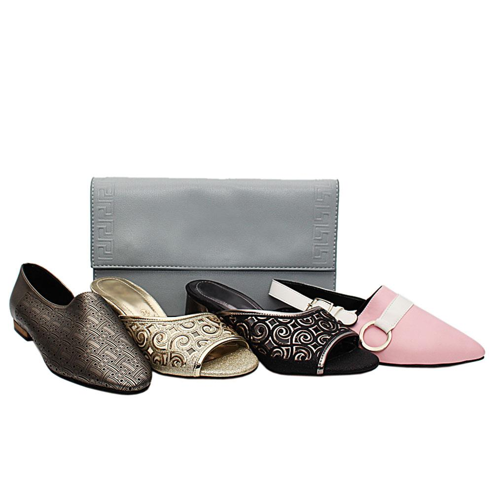 Size 36 Madison Shoe and Bag Bundle