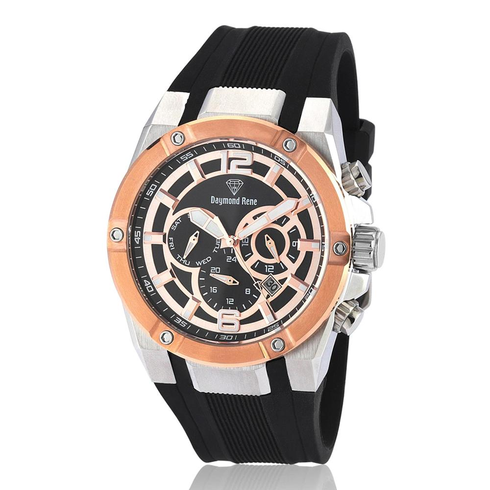 DR Butterfly Multifunction Watch