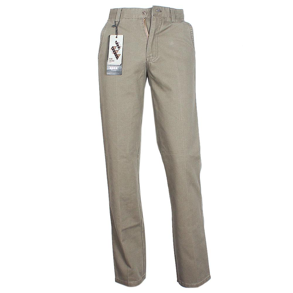 AAAA Green Men Chinos Trouser-W 30 - L 41