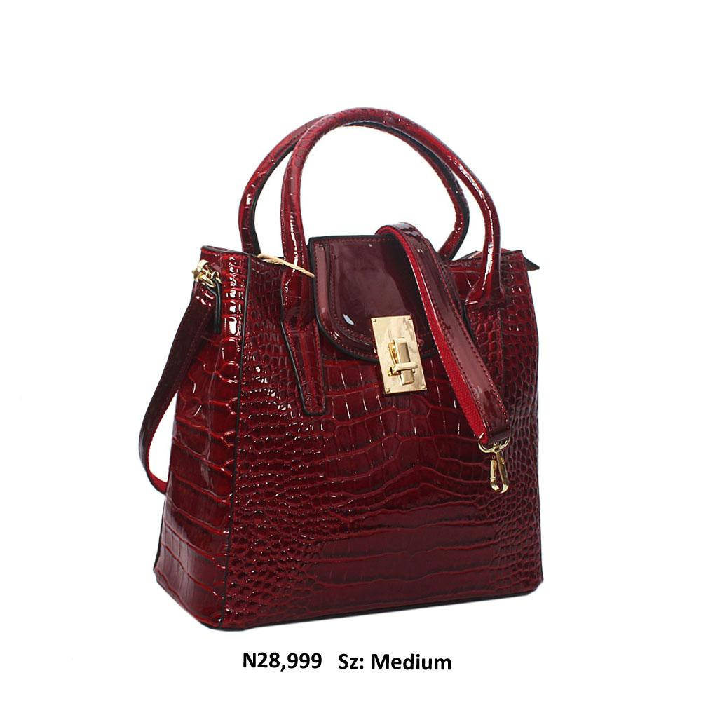 Burgundy-Simona-Croc-Style-Patent-Leather-Tote-Handbag