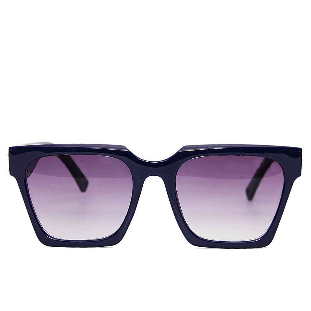 Blue Wayfarer Narrow Fit Sunglasses