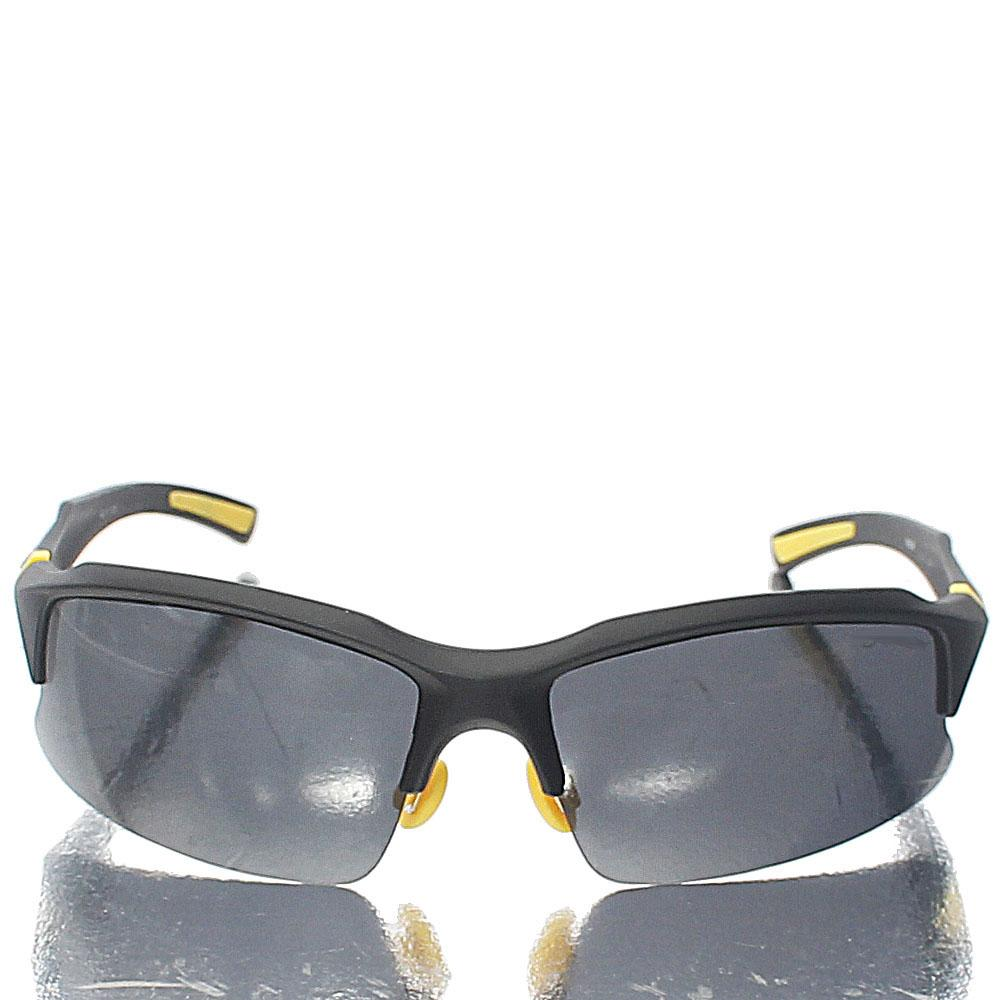 Black Yellow Super Biker Sunglasses