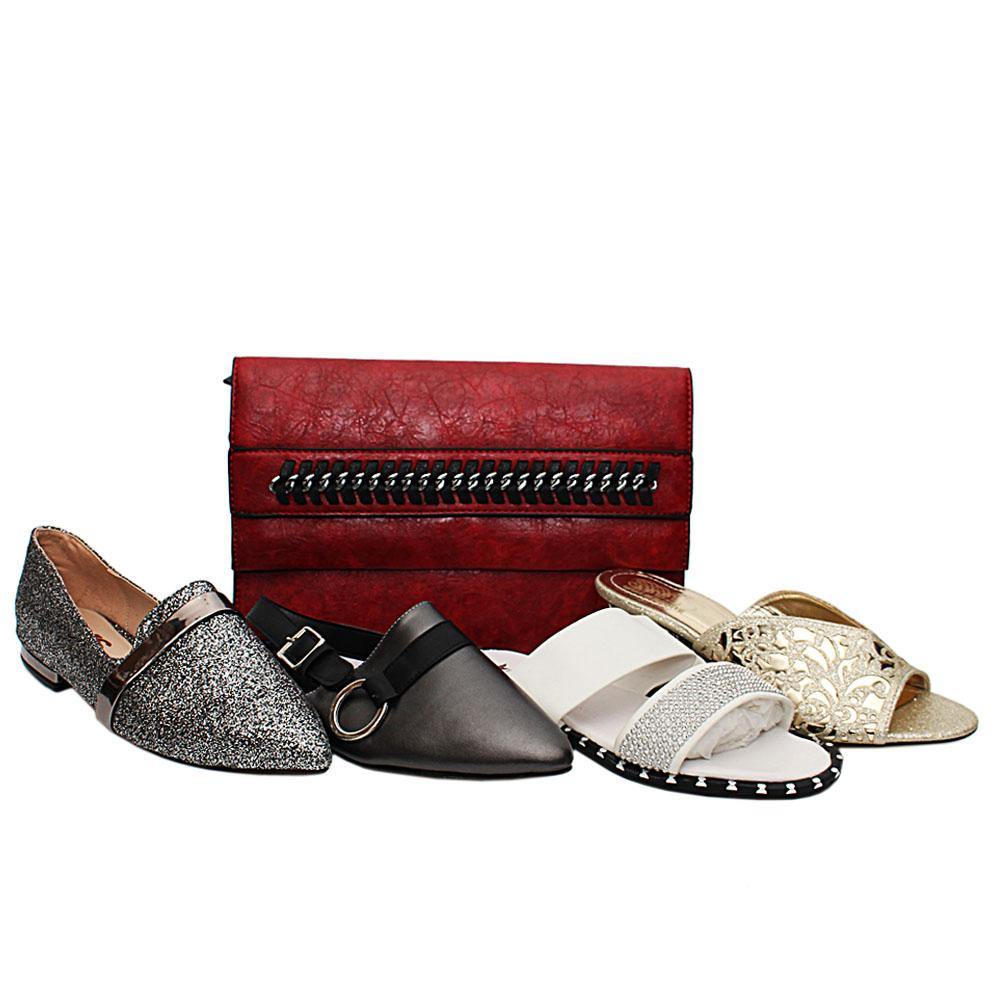 Size 36 Avery Shoe and Bag Bundle