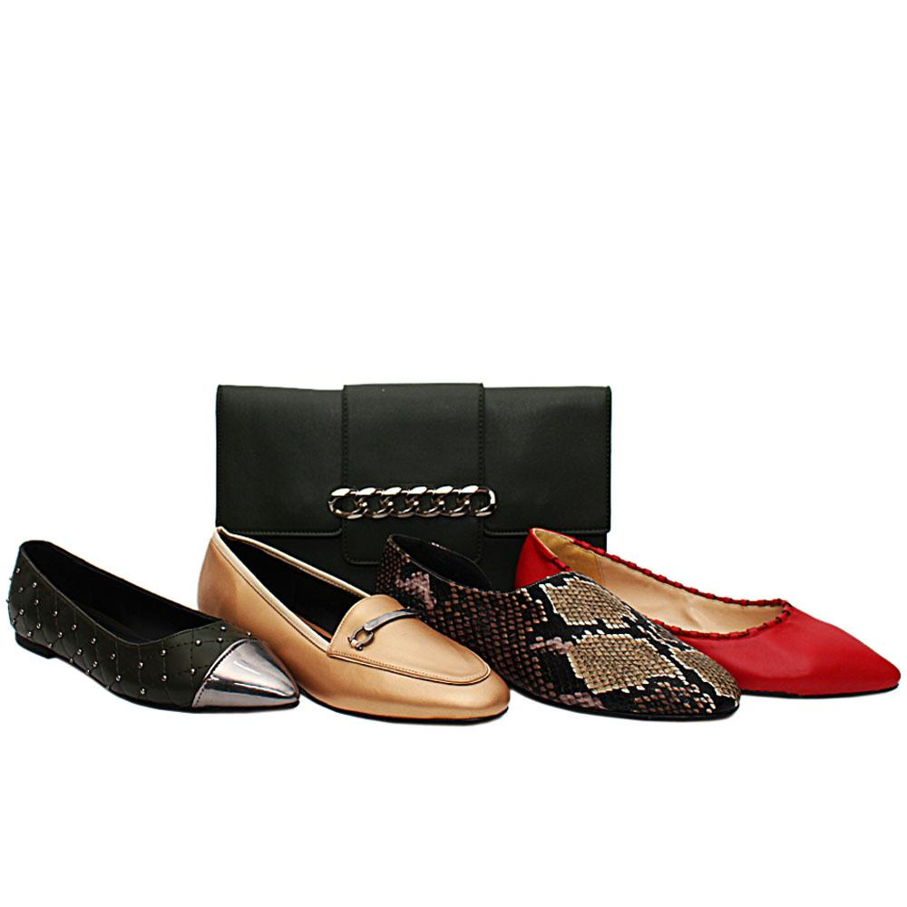 Size 38 Mariam Shoe and Bag Bundle