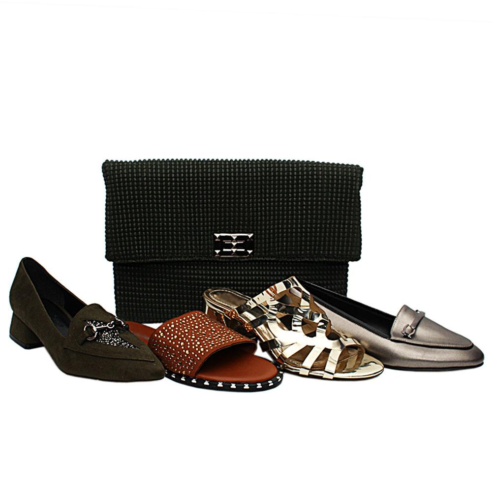 Size 36 Sofia Shoe and Bag Bundle