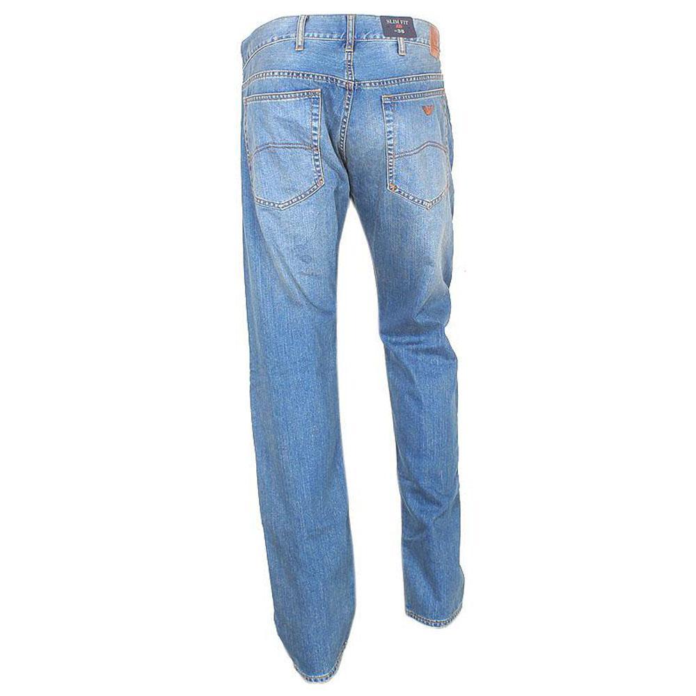 Armani Blue Men Jeans L 43 W 40
