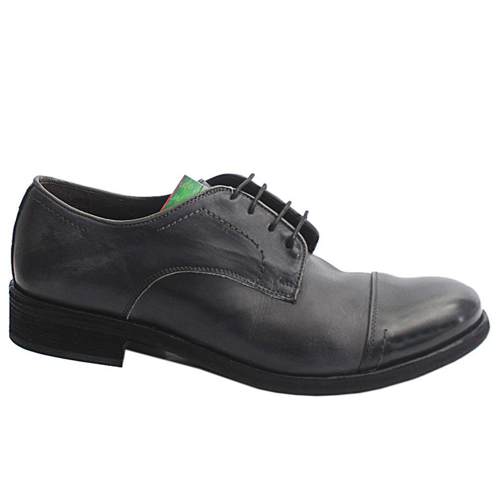 Gray-Alberto-Italia-Leather-Men-Oxford