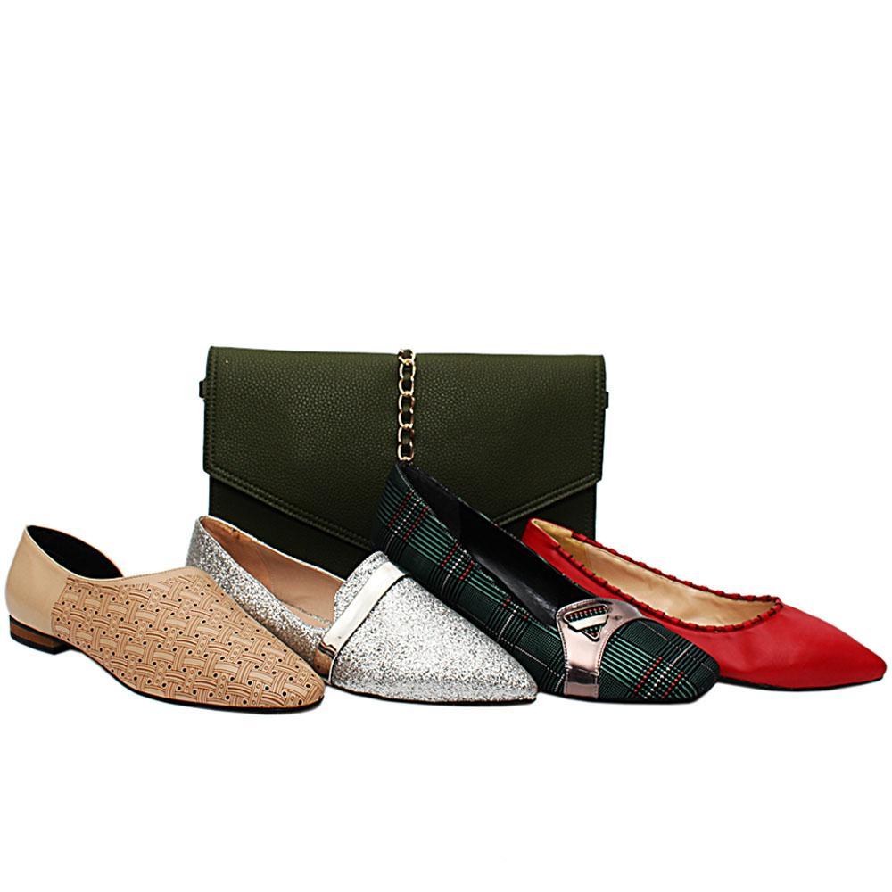 Size 39 Samantha Shoe and Bag Bundle