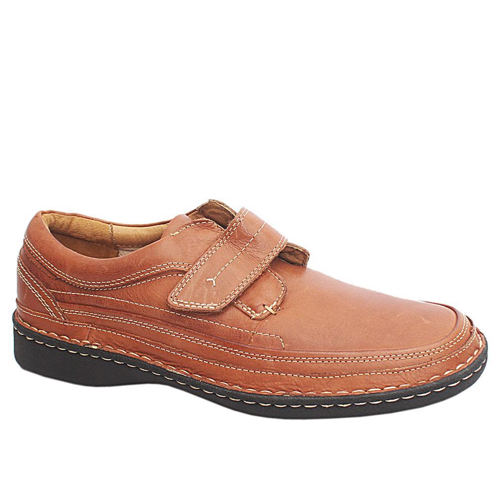 M & S Airflex BrownMen Shoe Sz 42